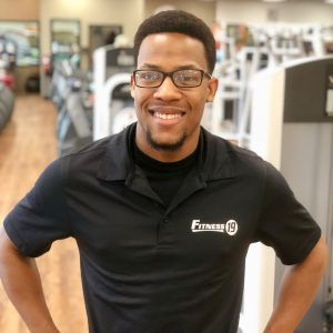 Marcus Hyman Personal Trainer at Fitness 19 in Secane, Pennsylvania
