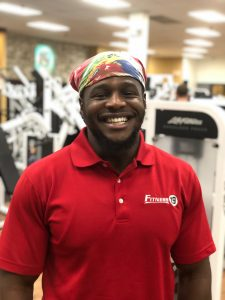 Maxito Jean Jr., Personal Trainer at Gym in Secane, Pennsylvania