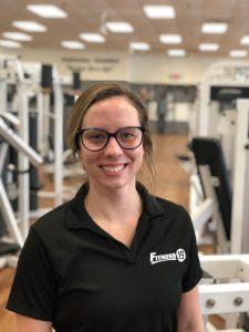 Megan Donegan, Personal Trainer at Fitness 19 in Secane Pennsylvania