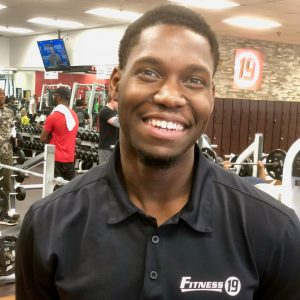 Reggie Jones, Personal Trainer at Fitness Center in Upper Darby Township