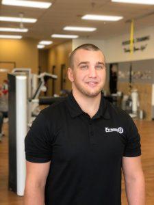 Shane Ladd, Fitness Leader at Fitness 19 in Secane Pennsylvania, near Philadelphia