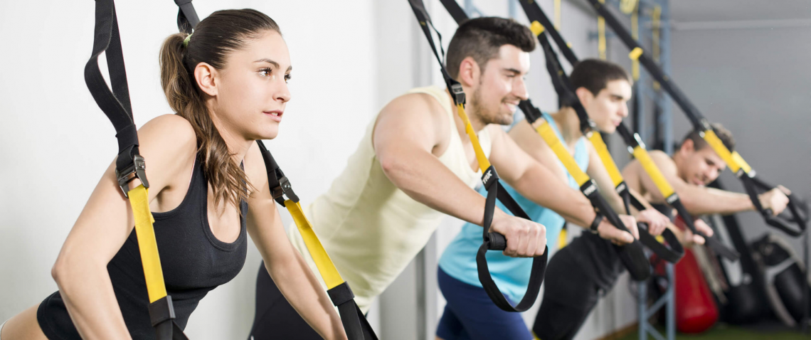 TRX Training Workout Programs