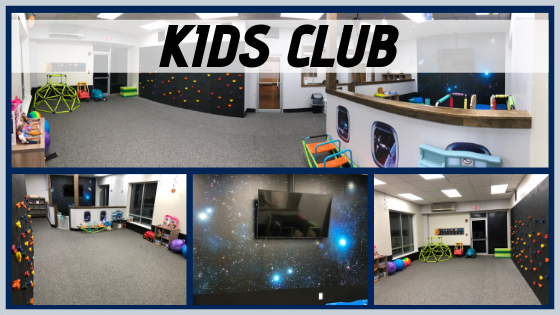 KIDS CLUB PLAY ZONE