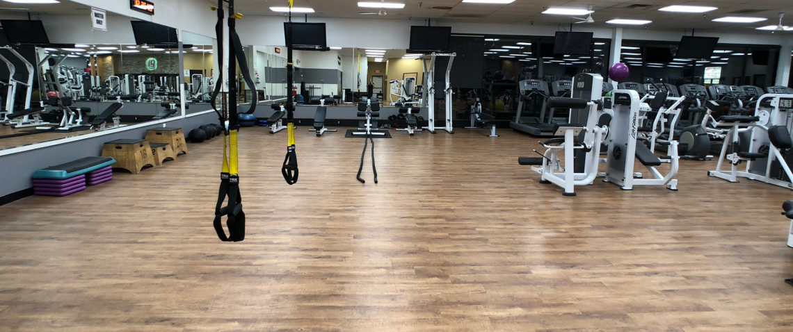 TRX & Functional Fitness Area