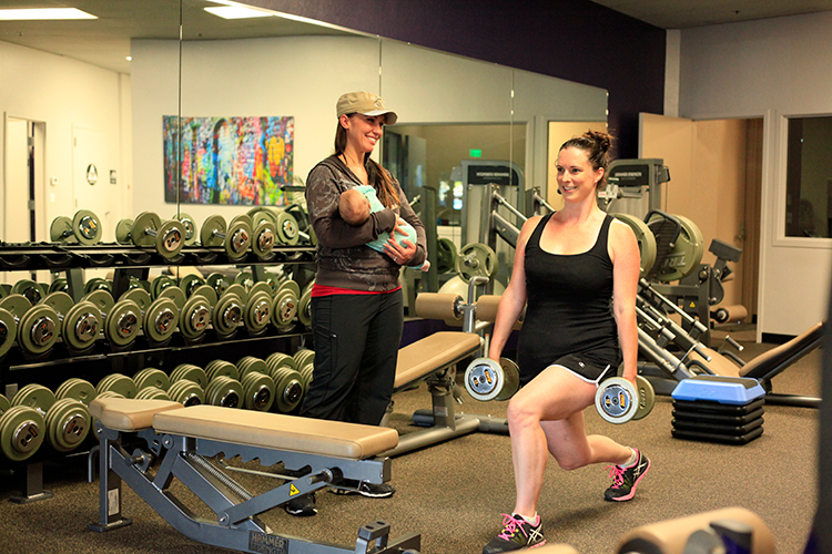 Personal training pleasanton, personal training for new moms