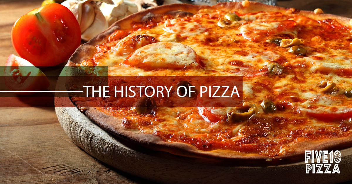 Pizza Restaurant Oakland The History Of Pizza Five 10 Pizza