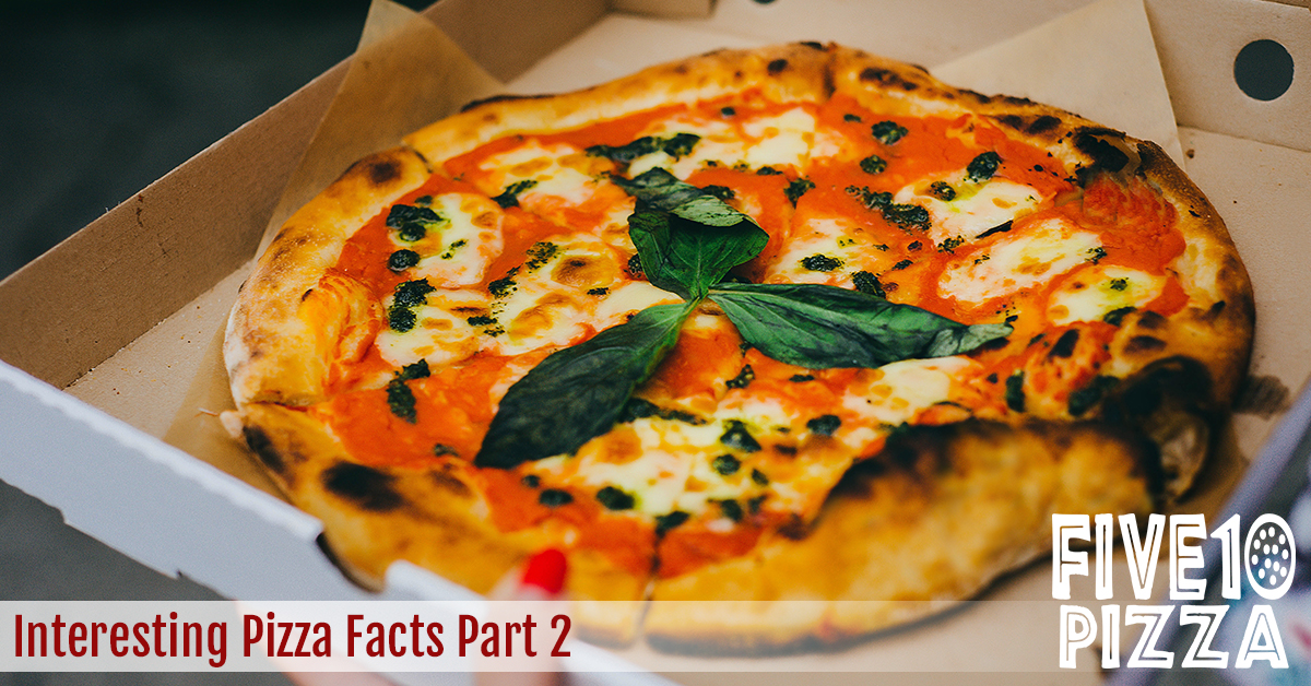 Pizza Restaurant Oakland More Interesting Pizza Facts