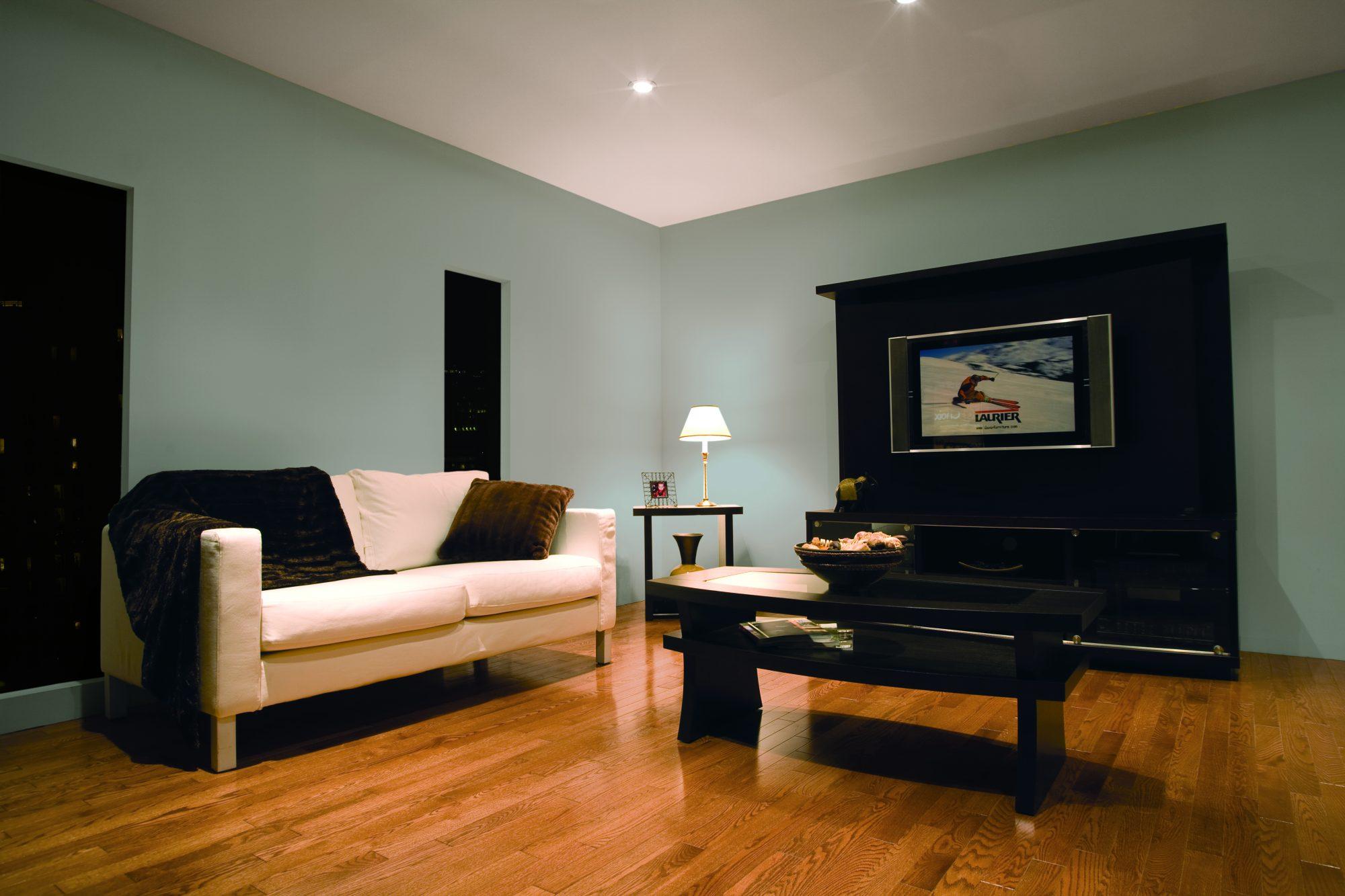 Wooden Floor Made of Red Oak