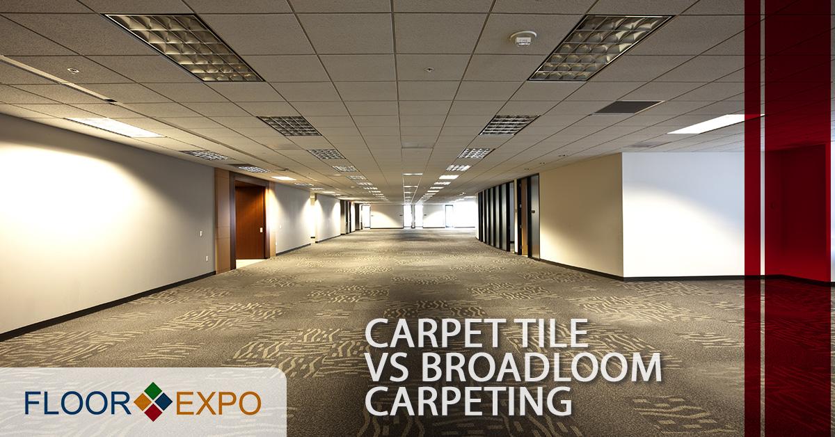 Commercial Flooring New Jersey Carpet Tile Vs Broadloom Carpeting
