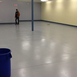 Basement epoxy floors by FloorEver Solutions