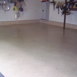 Garage epoxy floors by FloorEver Solutions