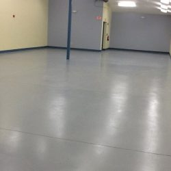 Interior epoxy coated floors by FloorEver Solutions