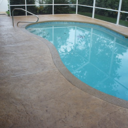 Stamped Concrete Overlays 1