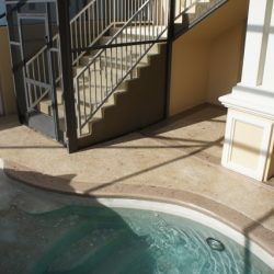 Stamped Concrete Overlays 8