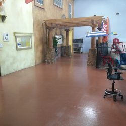 Epoxy flooring by FloorEver Solutions