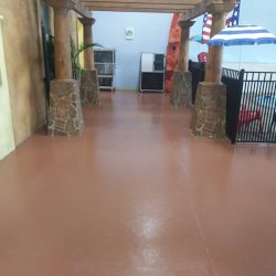 Epoxy floors by FloorEver Solutions in Jacksonville