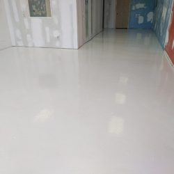 Epoxy coating by FloorEver Solutions