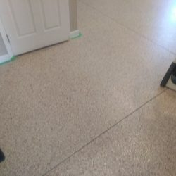 Basement epoxy flooring by FloorEver Solutions