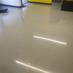 Polished concrete by FloorEver Solutions