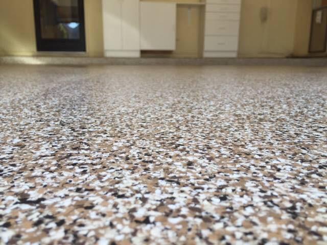 Industrial Epoxy Floor Systems Great for Break Rooms, Locker ...