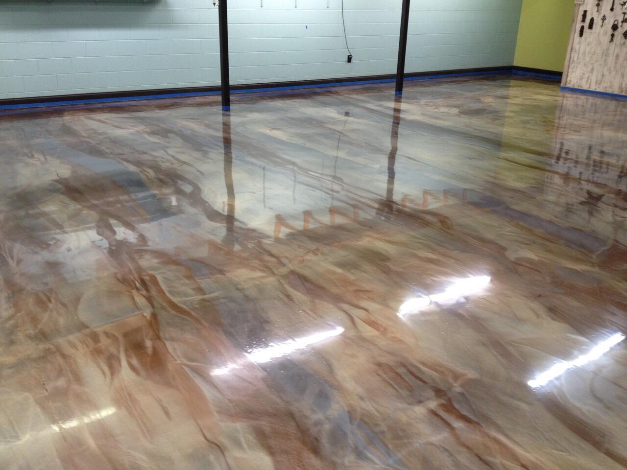 Garage Epoxy Floor Contractor Galloway Nj 856 455 6777 Floor Skinz
