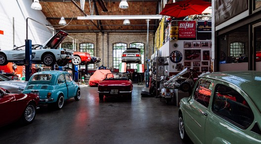 image of a garage