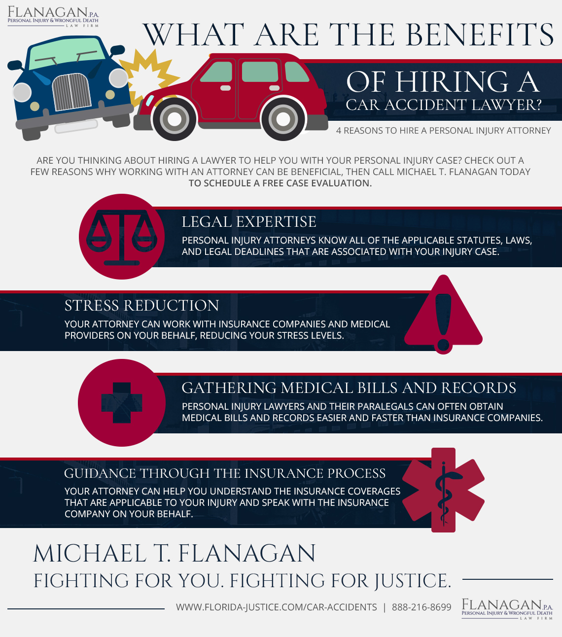 Car Accident Lawyer Miami: Benefits of Hiring a Car Accident