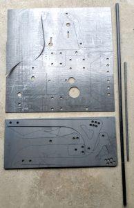 1 - Cut Parts