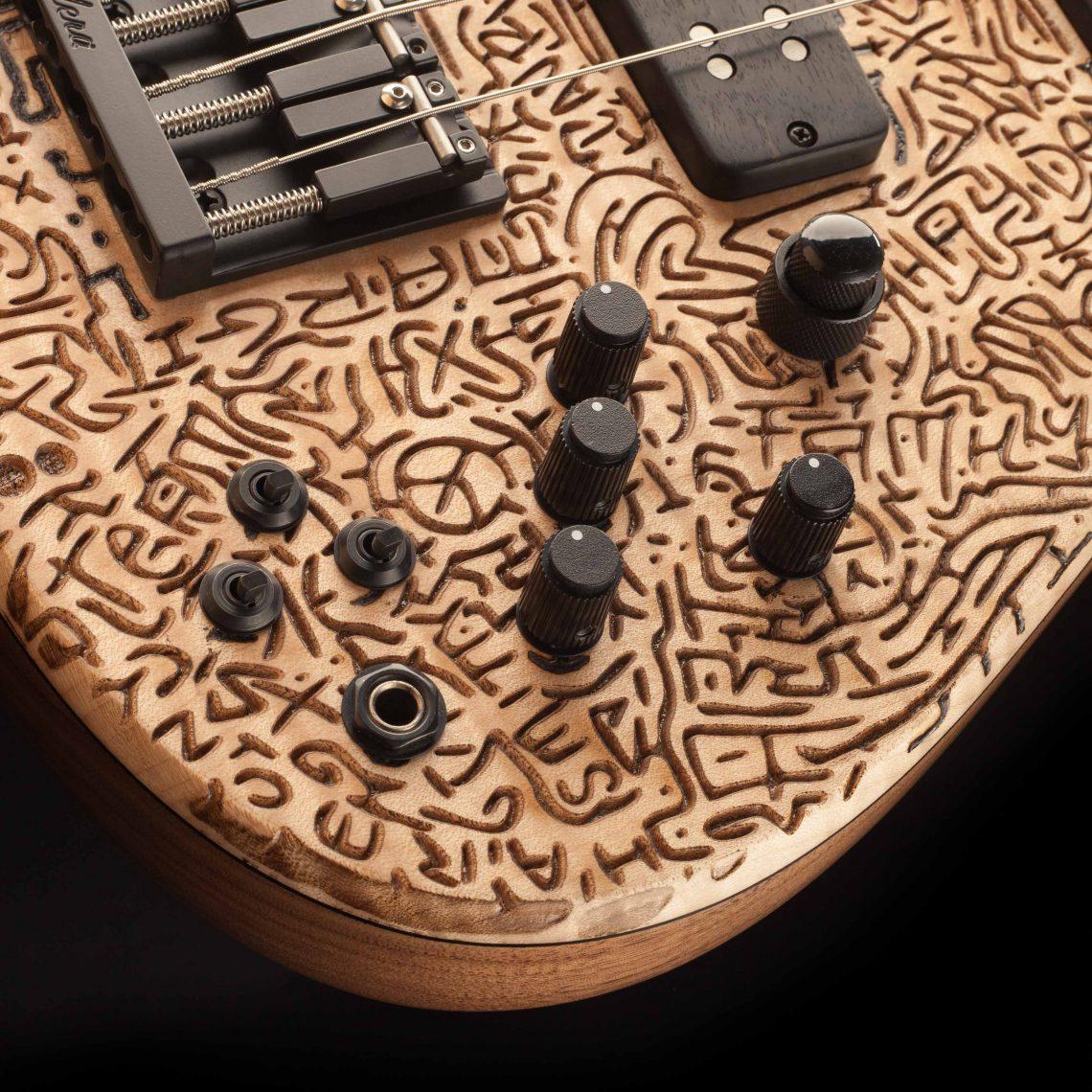 Bass Guitar Electronics | Custom Bass Guitar Preamp | Guitar