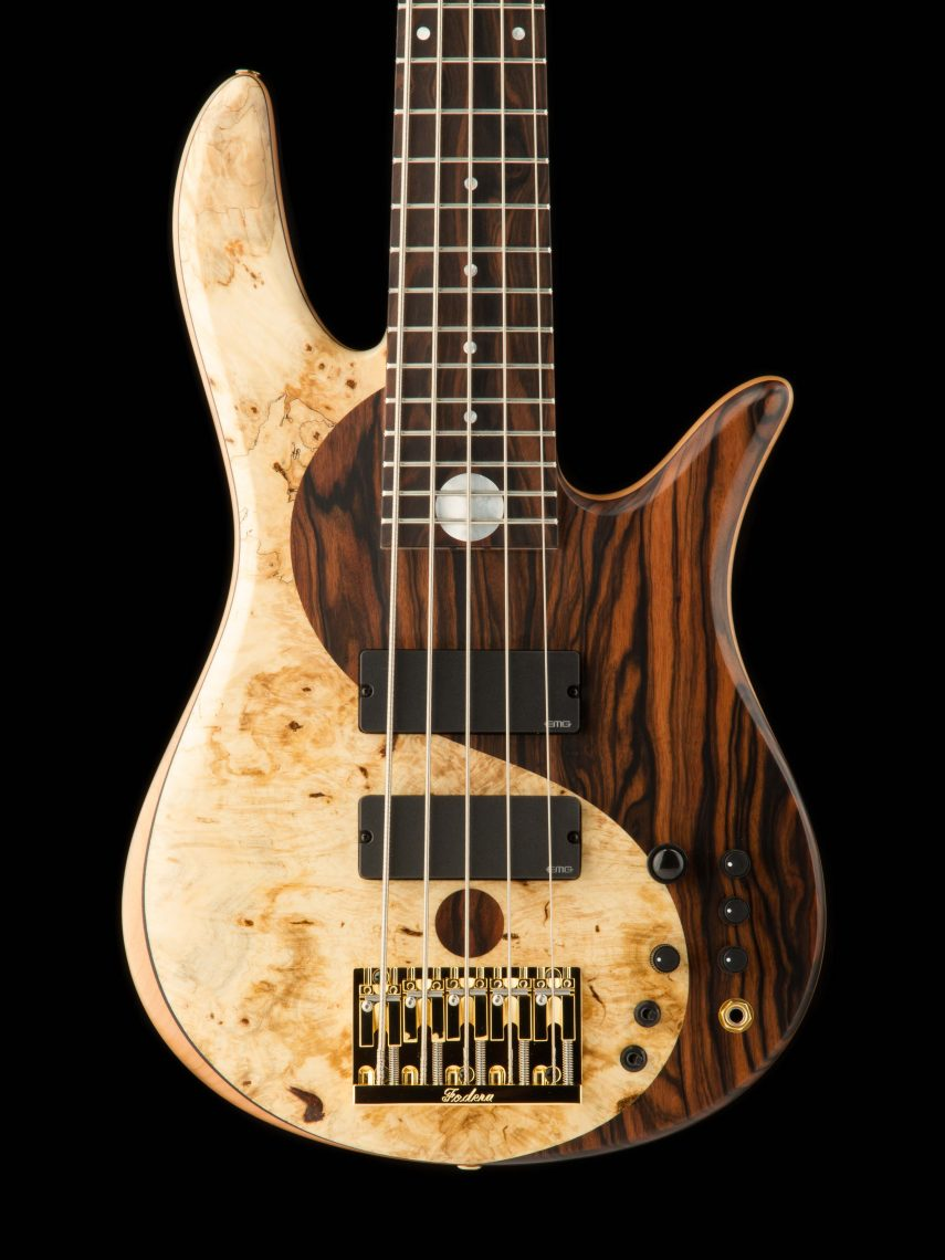 More On Double Standards >> Custom Bass Guitars: The Yin Yang Series