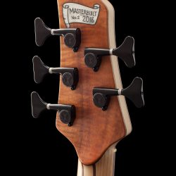 Masterbuilt Inlay on Headstock