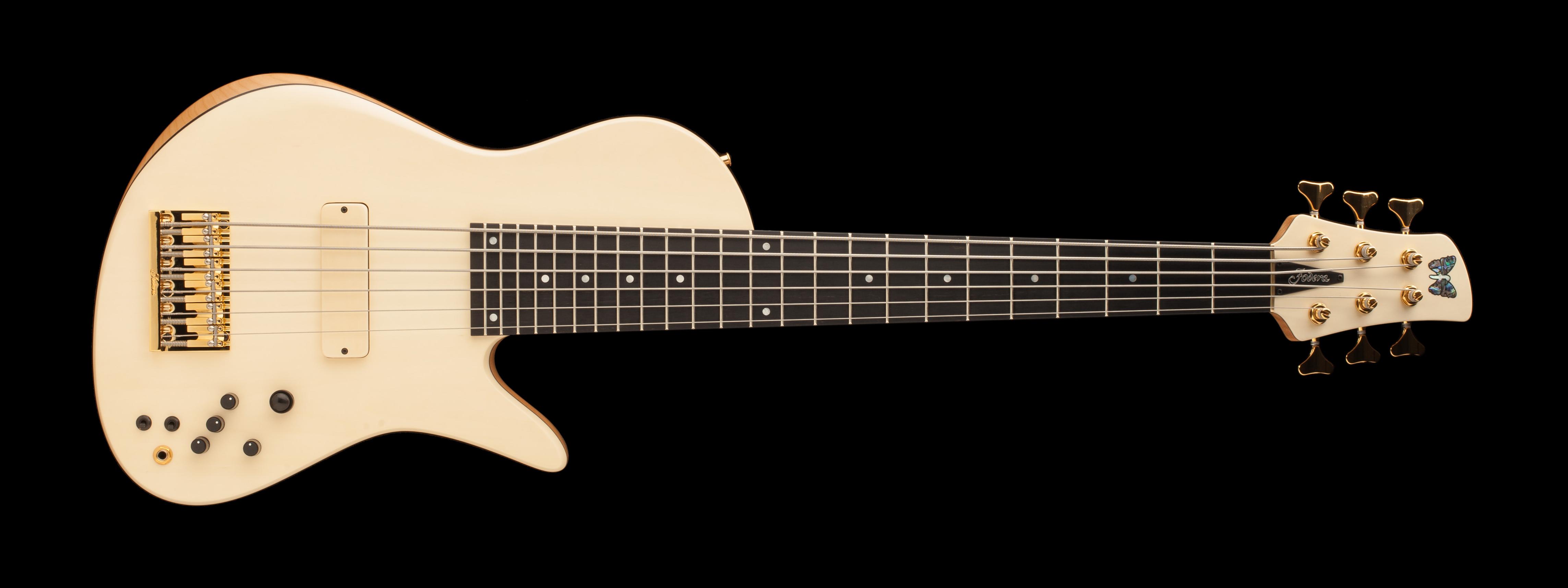 Off-White Hybrid Guitar