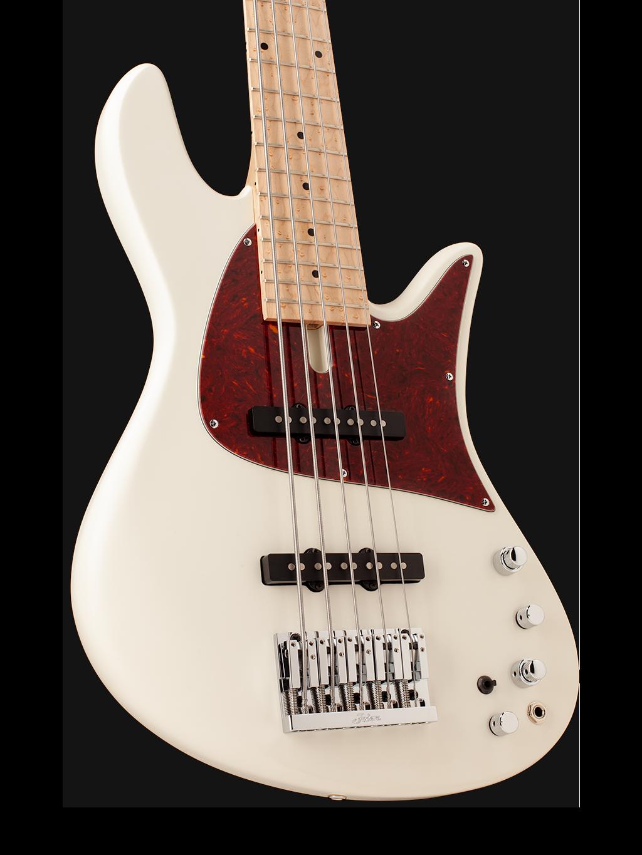 5-String Fodera Bass Guitar Body
