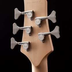 5-String Bass Headstock