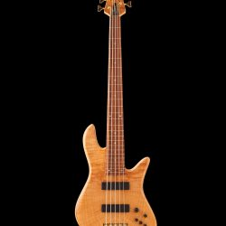 5-String Fodera Bass Front