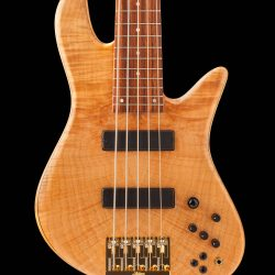 5-String Fodera Bass Body Front