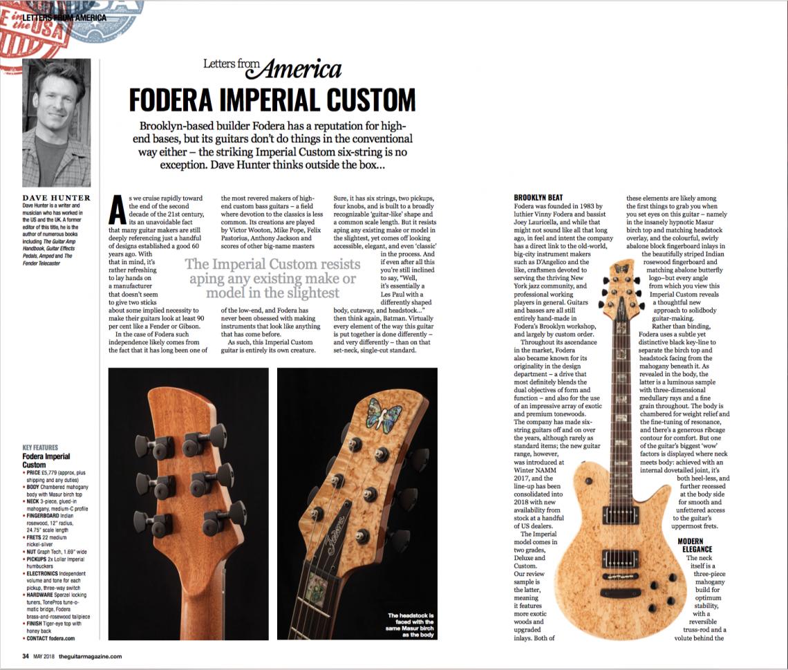 Custom Guitar Shop Custom Bass Guitars Custom Basses Fodera