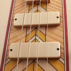 Masterbuilt Prairie Bass Guitar Pickups