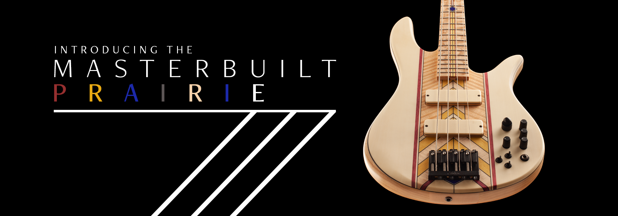 Masterbuilt Prairie Bass Guitar