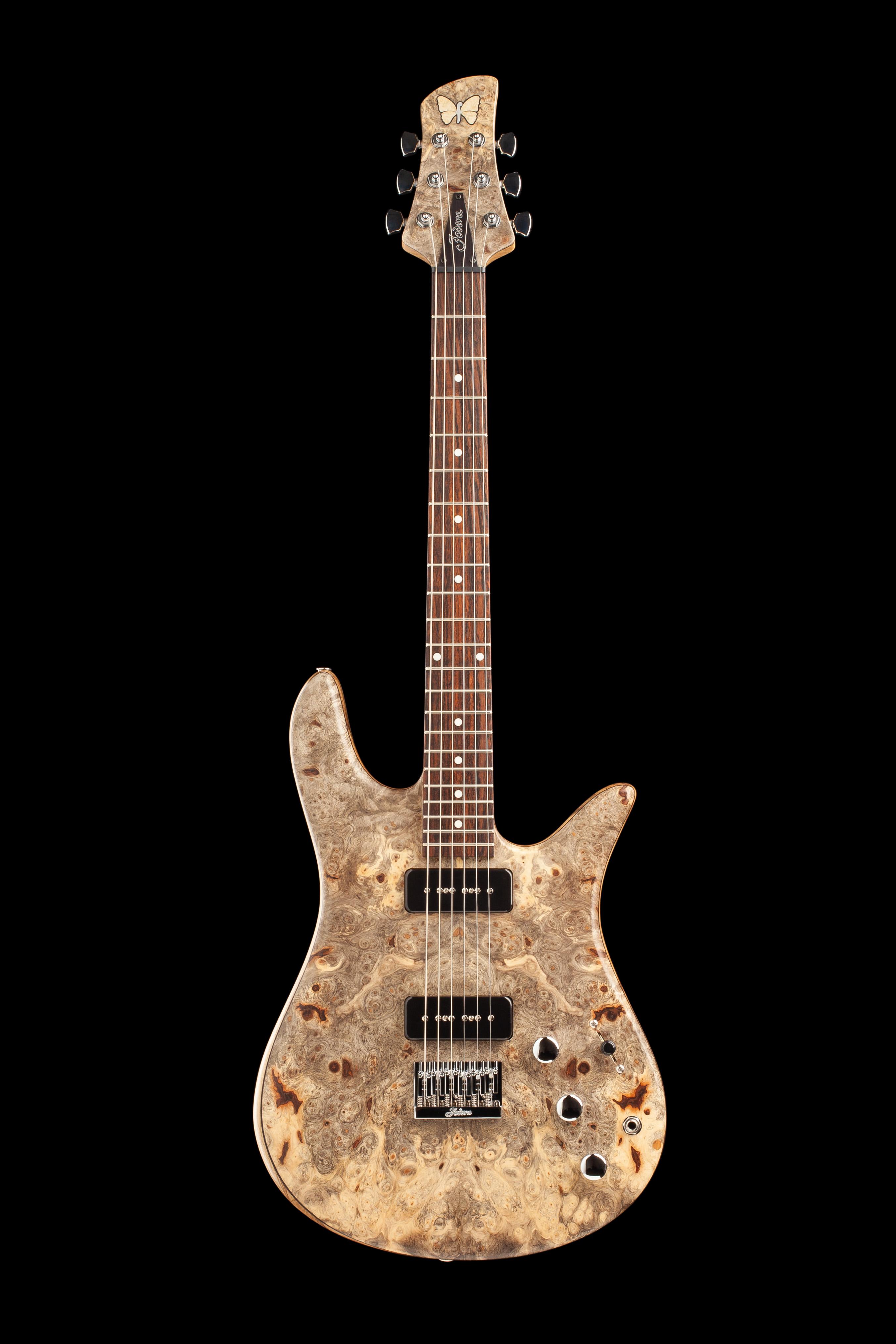 Fodera Monarch Bass Guitar