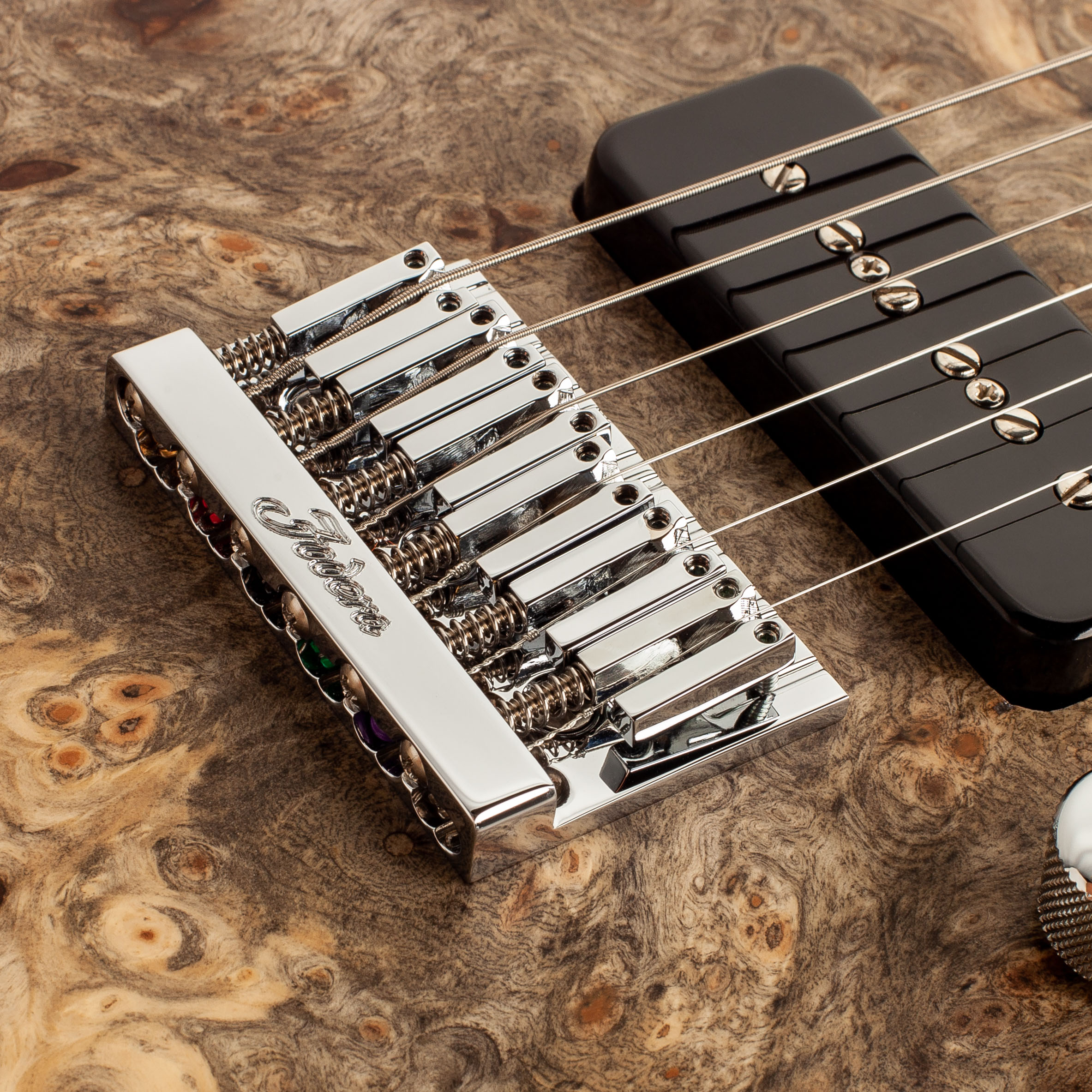 Bass Guitar Bridge