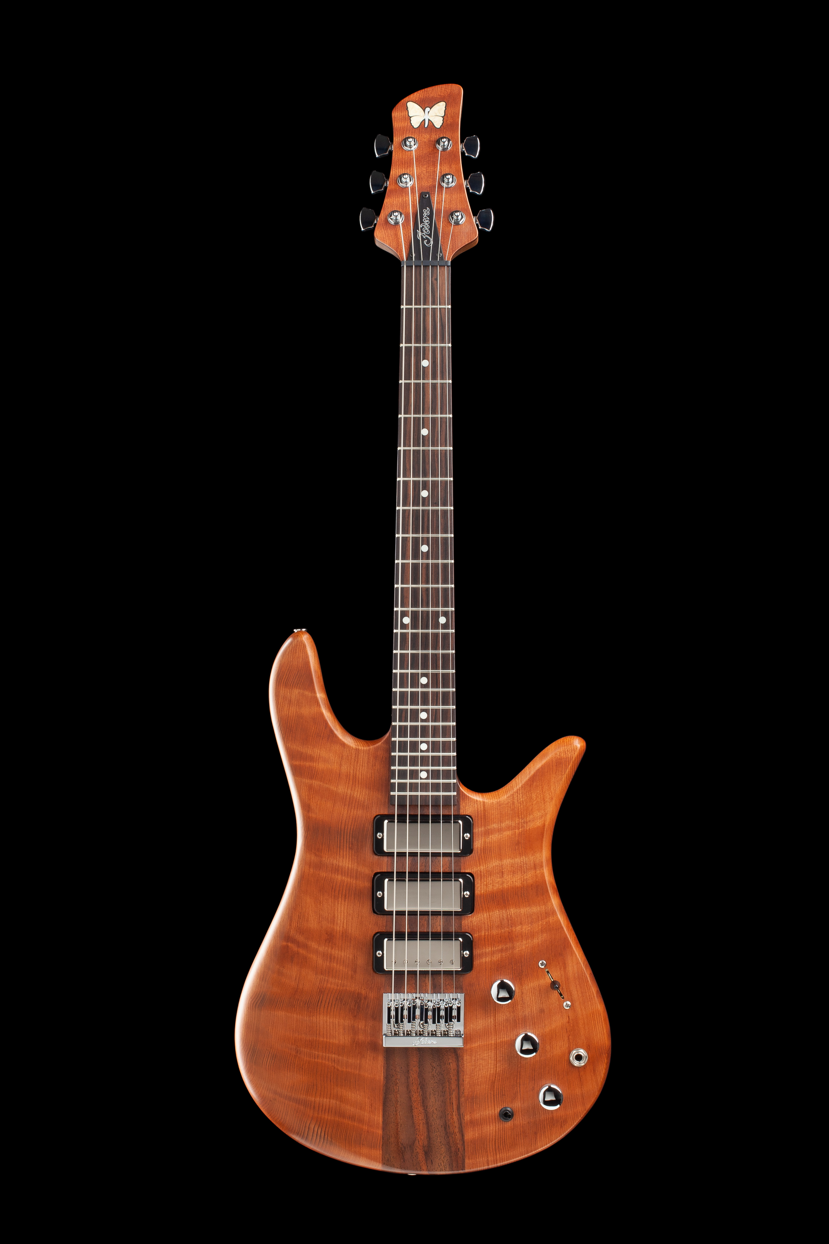 Fodera Monarch Custom Bass Guitar