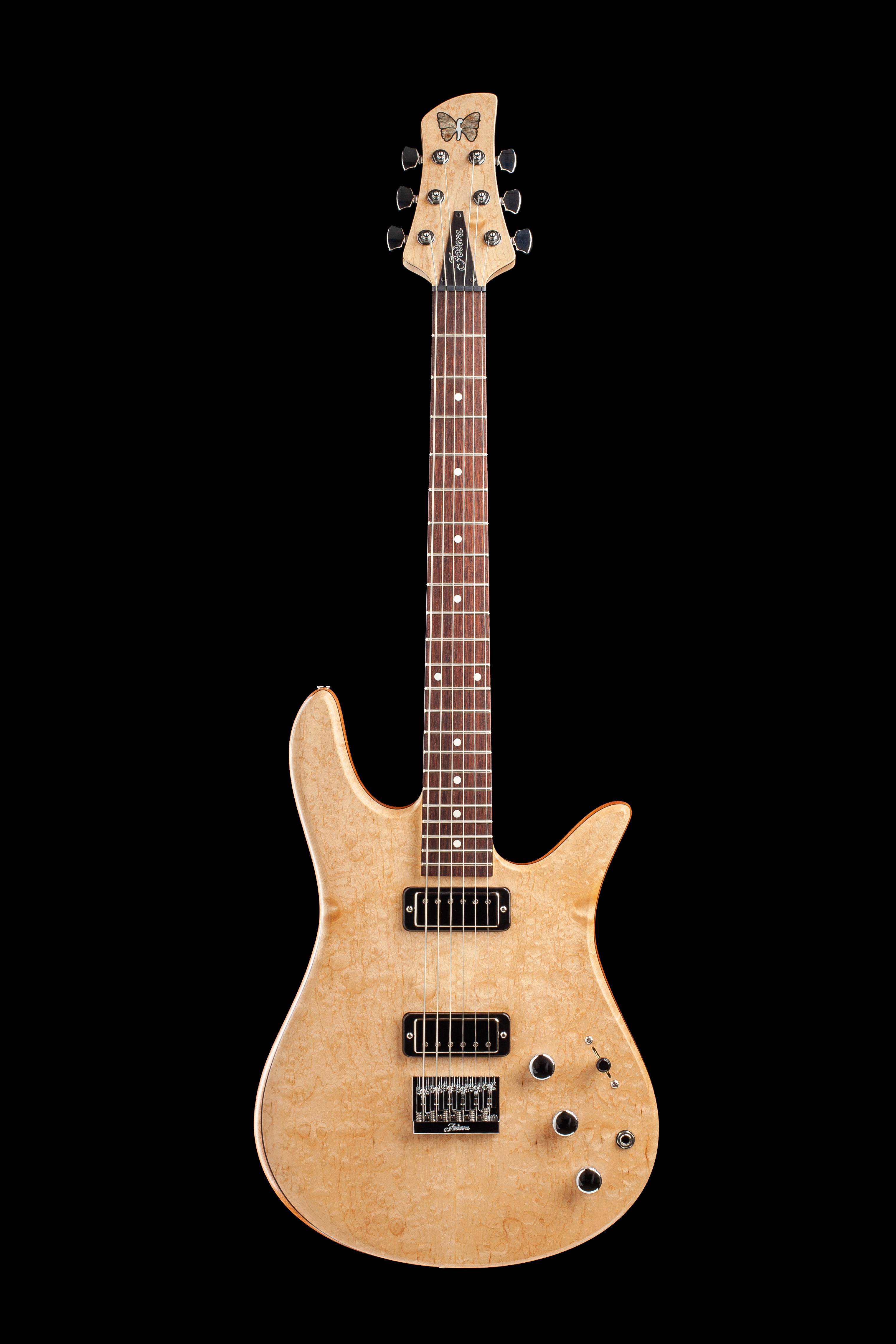Full Fodera Bass Guitar