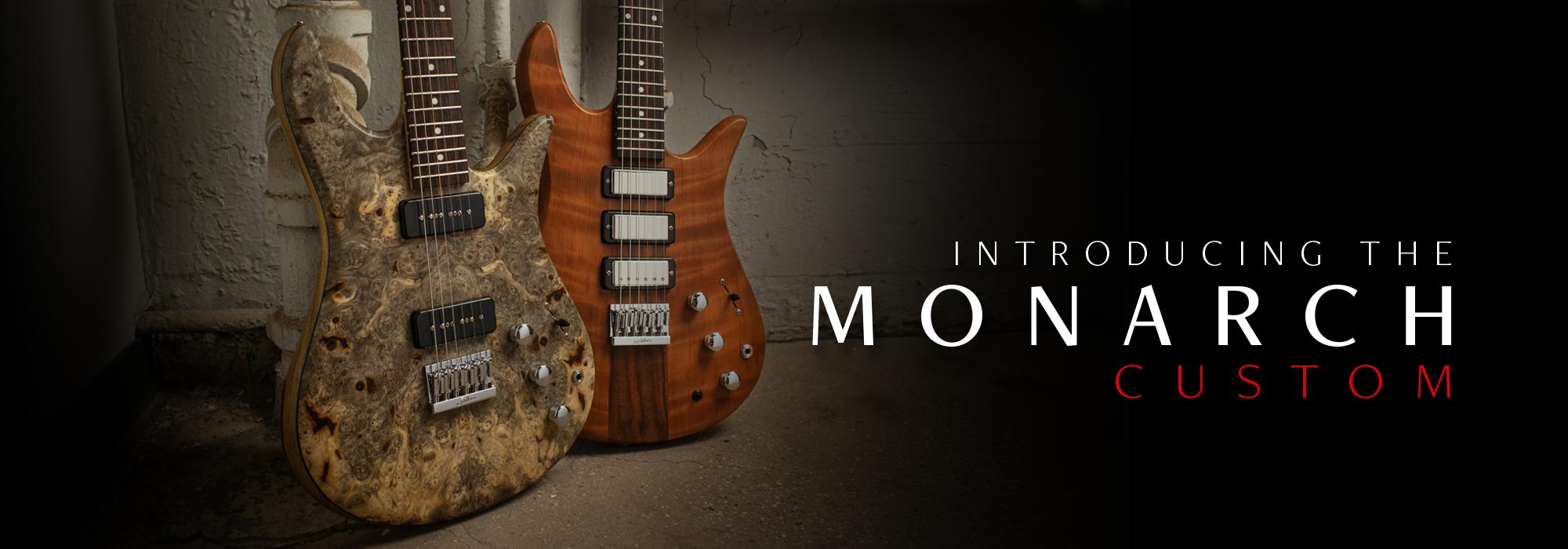 Monarch Custom Bass Guitars