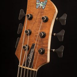 Inlaid Fodera Headstock