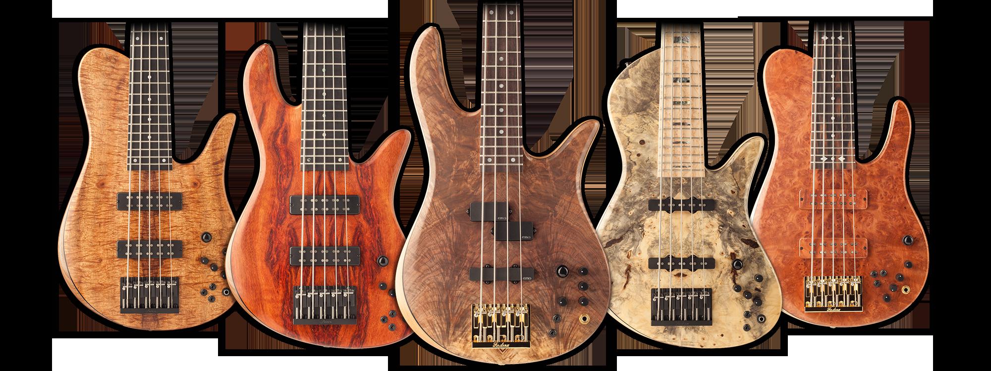 Custom Bass Guitars - Design Your Handcrafted Bass | Fodera