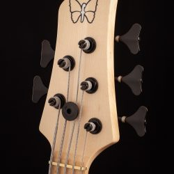 Emperor 5-String Bass Standard Special Pegs Front