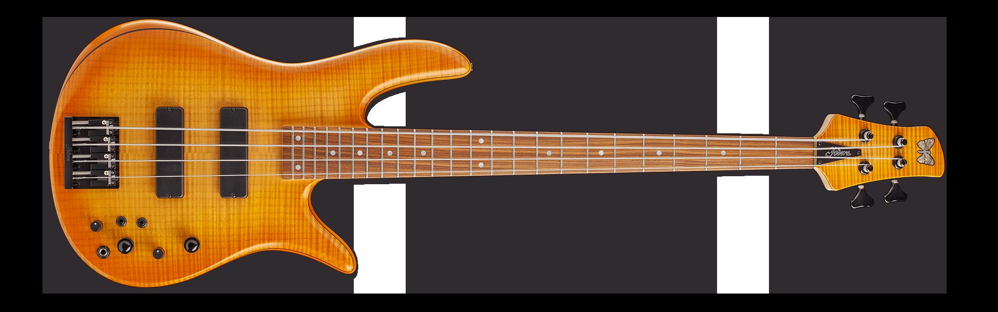 Custom Bass Horizontal Banner