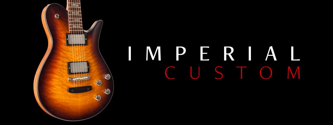 Imperial Custom Basses Banner
