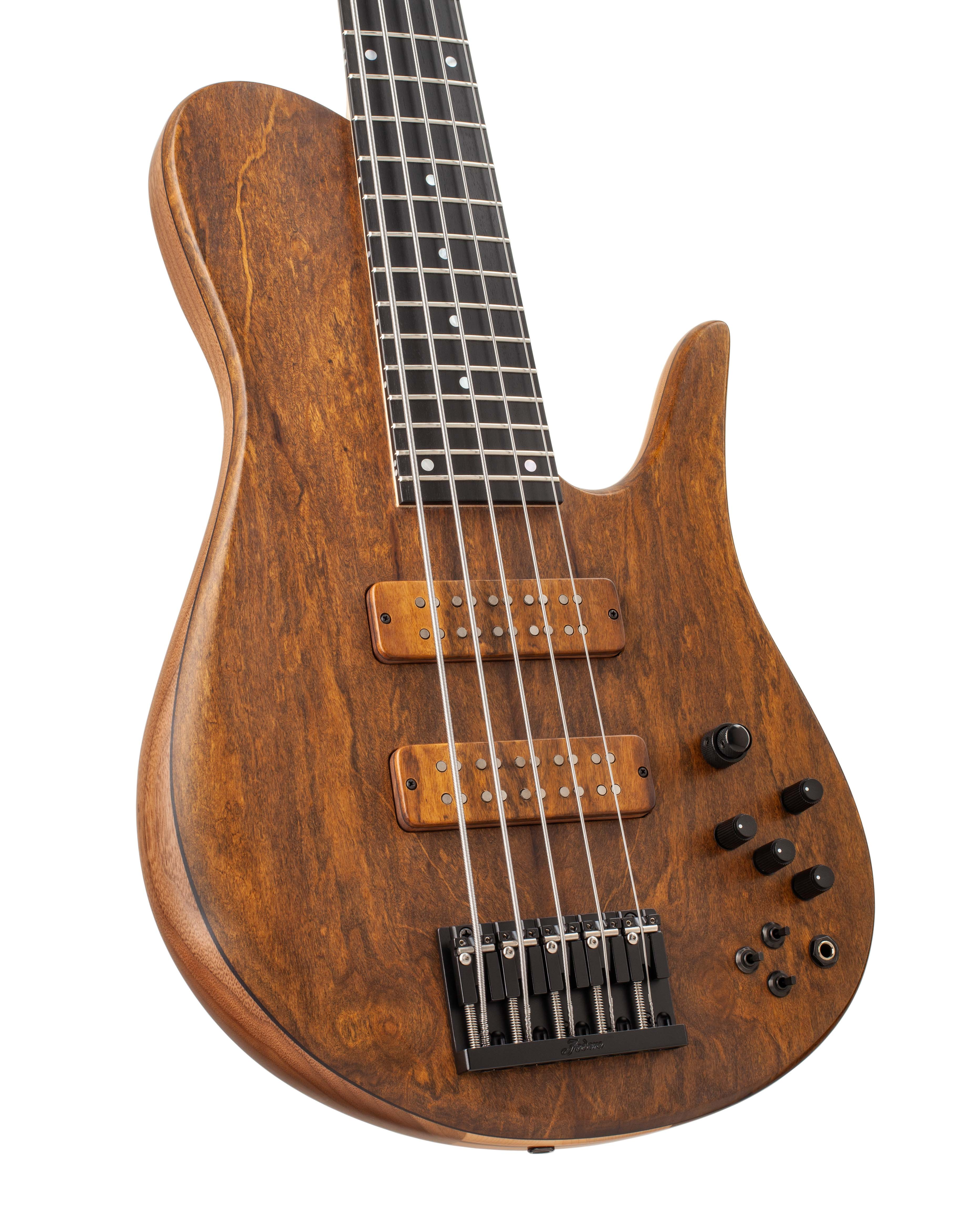 5-String Custom Bass Guitar
